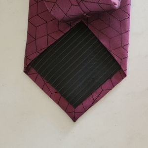 Alfani Men's Geometric Print Neck Tie